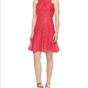 "Shoshanna Watermelon ""Eden"" Dress"